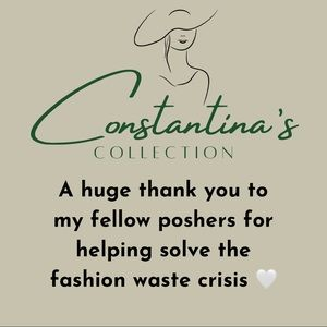 RESELLERS OFFSET WASTEFUL SINGLE USE FASHION ❤️